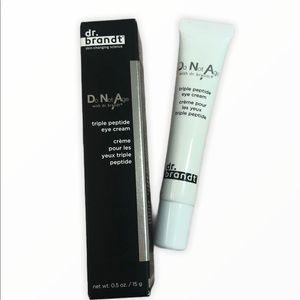 Dr. Brandt 🆕 DNA triple peptide eye cream